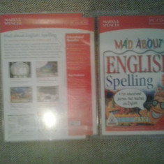 Mad about English spelling - PC Software ( GameLand )