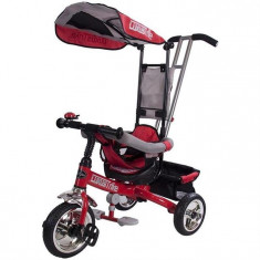 Tricicleta Lux Sun Baby Rosu - Tricicleta copii