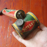 Piesa de colectie din perioada comunista / DETEXAN - pompa de mana pentru muste