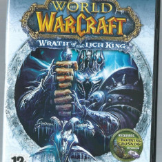 World Warcraft Wrath of the Lich King - Jocuri PC Altele, Actiune, 12+