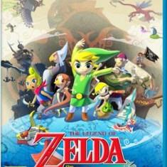 The Legend Of Zelda The Wind Waker Hd Nintendo Wii U, Actiune, 12+
