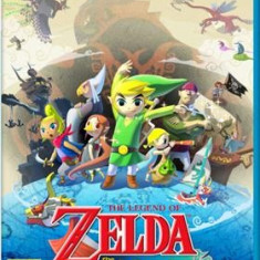 The Legend Of Zelda The Wind Waker Hd Nintendo Wii U - Jocuri WII U, Actiune, 12+