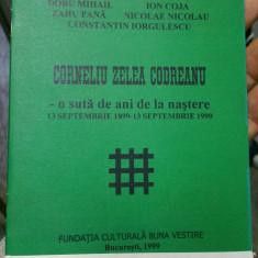 CORNELIU ZELEA CODREANU O SUTA DE ANI DE LA NASTERE MISCAREA LEGIONARA 1999 63 P
