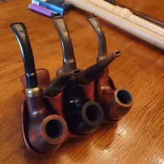 Pipe set 5 bucati cu suport - Pipa