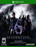 Resident Evil 6 Xbox One, Shooting, 18+, Capcom