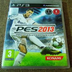 Joc Pro Evolution Soccer 2013, PES 13, PS3, original, alte sute de jocuri! - Jocuri PS3 Altele, Sporturi, 12+, Multiplayer