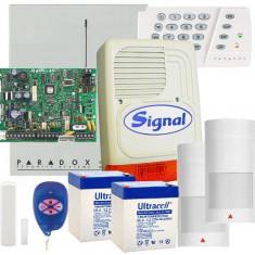 SISTEM ANTIEFRACTIE WIRELESS PARADOX KIT MG5000 EXT - Sisteme de alarma