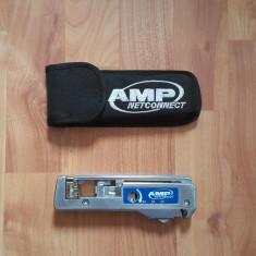 Cleste serizare AMP Netconnect - Cleste sertizare