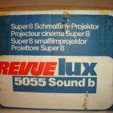 aparat proiectie film REVUE LUX 5055 SOUND b