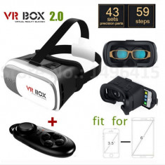 Ochelari Virtual Reality VR Pro 2.0 + joystick bluetooth
