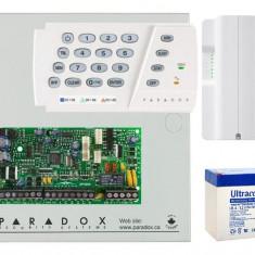 SISTEM DE ALARMA ANTIEFRACTIE PARADOX KIT S4G - Sisteme de alarma