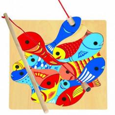 Joc De Pescuit Magnetic Aquari - Jocuri arta si creatie Bino