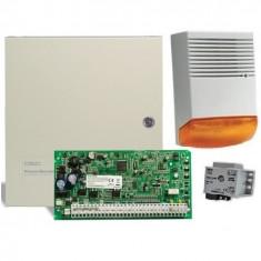 Sistem de alarma antiefractie DSC KIT 1864-SIR - Sisteme de alarma