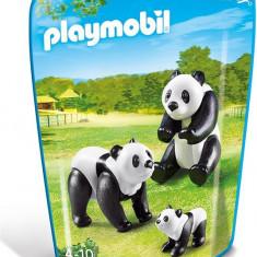 Familie De Ursi Panda - Figurina Animale Playmobil