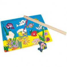 Joc De Pescuit Magnetic Walli - Jocuri arta si creatie Bino