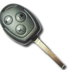 Cheie Cu Telecomanda Ford Focus MK2 3 Butoane Completa