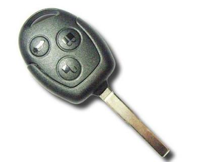 Cheie Cu Telecomanda Ford Focus MK2 3 Butoane Completa foto