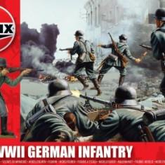 Kit Constructie Si Pictura Soldat German Infanterie - Set de constructie Airfix