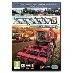 Farming Simulator 15 Official Expansion 2 Pc, Simulatoare, 16+, Single player