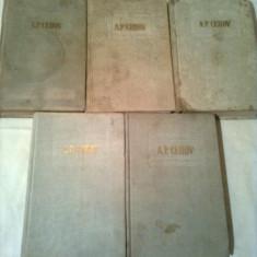A.P. CEHOV ~ OPERE colectie 5 volume ( 1, 4, 6, 7, 9 ) - Nuvela