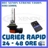 BEC XENON XTREME VISION - HB3 METALIC 5500K - CALITATE GARANTATA