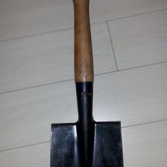 Lopatica / lopata militara infaterie vintege RSR Mapn (stoc de razboi) noua