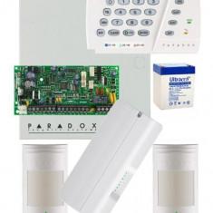SISTEM DE ALARMA ANTIEFRACTIE PARADOX KIT S4-2P - Sisteme de alarma
