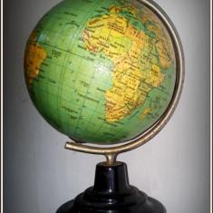 Glob pamantesc - mapamond - perioada RSR