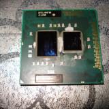 Procesor laptop intel core i3 370m 2, 4Ghz 4 core socket PGA 988, 2000-2500 Mhz, Numar nuclee: 4