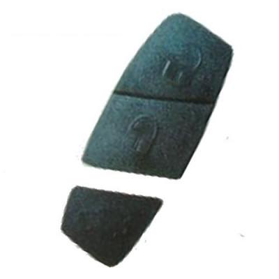 Butoane Cauciuc Fiat 3 butoane Negru foto