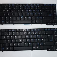 Tastatura laptop HP Compaq 8510P 8510W ORIGINALA! Foto reale!