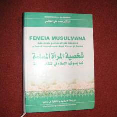 Femeia musulmana - Ali Al- Hashimi - Carti Islamism