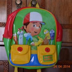 Rucsac Handy Manny - Rucsac Copii
