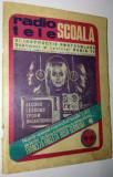 Revista Radio - Tele Scoala Supliment Radio Tv (6 -8 / '72)