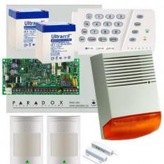 SISTEM DE ALARMA ANTIEFRACTIE PARADOX KIT SP4000 2P-EXT-F6 - Sisteme de alarma