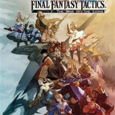 Final Fantasy Tactics The War Of The Lions Psp - Jocuri PSP Square Enix, Role playing
