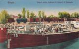 GIURGIU , SLEPURI PENTRU INCARCARE  IN CANALUL SF. GHEORGHE, Necirculata, Printata
