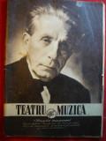 Revista Teatru si Muzica -Nr 1/1955 -dedicat Laureatilor Premiilor de Stat 1953