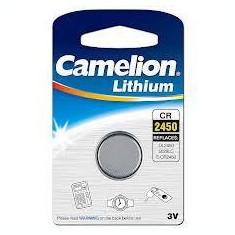 Baterie Camelion CR2450 3V - Baterie ceas