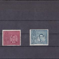 TRNS - VASILE MARIN SI ION MOTA - AN 1941 - Timbre Romania, Nestampilat