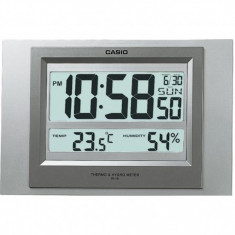 Ceas Casio digital cu alarma cod ID-16S-8DF - pret 359 lei (NOU; Original) - Ceas desteptator