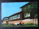 SEPT15- Vedere/Carte postala - Muntii Semenic - Cabana Crivaia