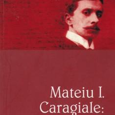 Matei Calinescu - Mateiu I. Caragiale : recitiri - 548598 - Studiu literar