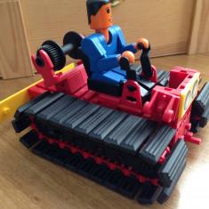 LEGO, Buldozer cu senile