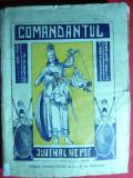 Juvenal Nepos - Comandantul - Ed. Socec 1919 ,prefata M.Dragomirescu