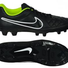 Ghete Fotbal Nike Tiempo 2 FG-Ghete Fotbal, Marime: 43, Culoare: Din imagine, Barbati, Iarba: 1