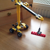 LEGO, Macara