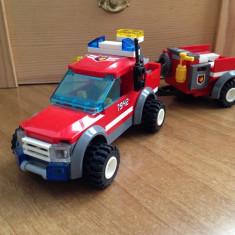 LEGO, Masina descarcerare cu remorca