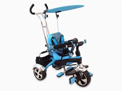 Tricicleta Copii Baby Mix Gr01 Blue foto