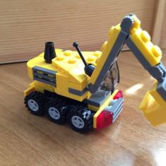 LEGO, Excavator